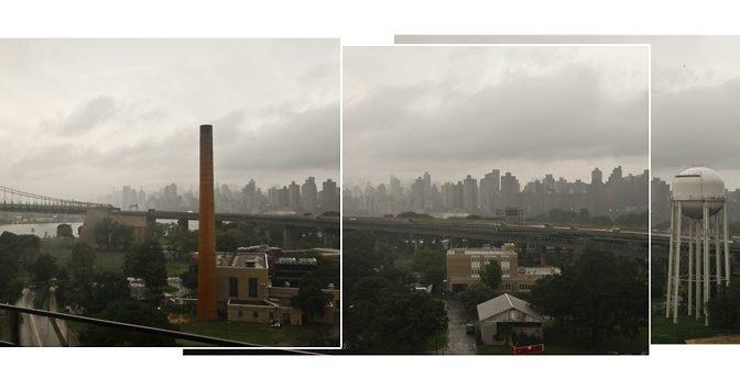 Skyline, New York, Fall 2011