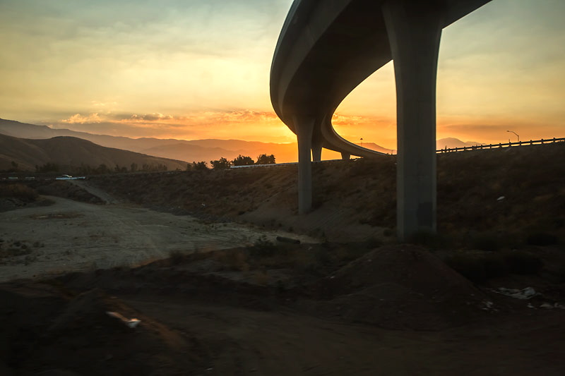 Freeway, California
