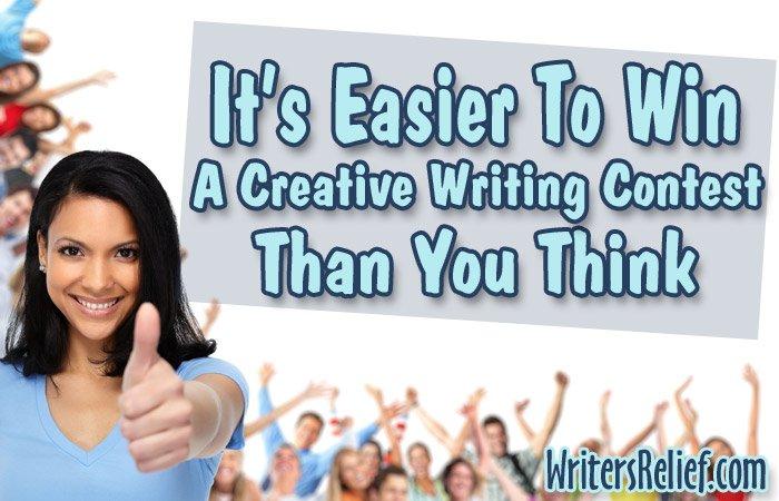 creative writing contest winners