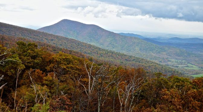 Mount Marshall, Shenandoah National Park