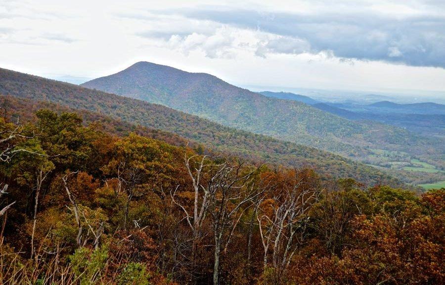Mount Marshall, Shenandoah National Park