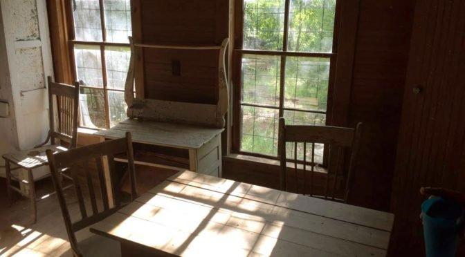 sunlight coming through windows