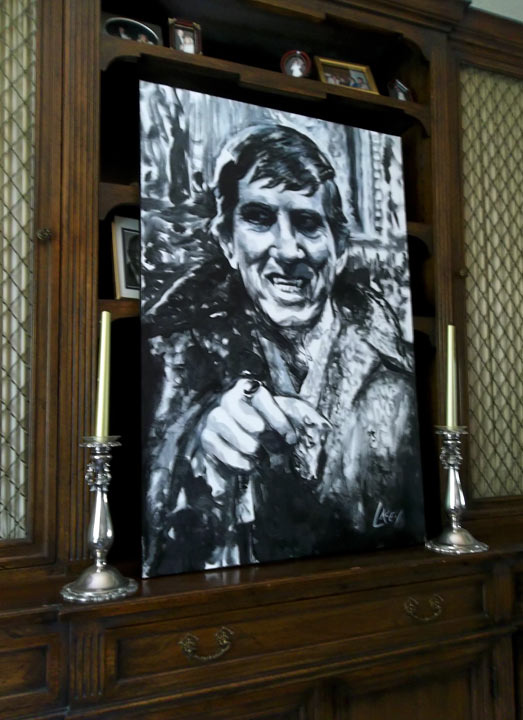 Portrait of Barnabas Collins