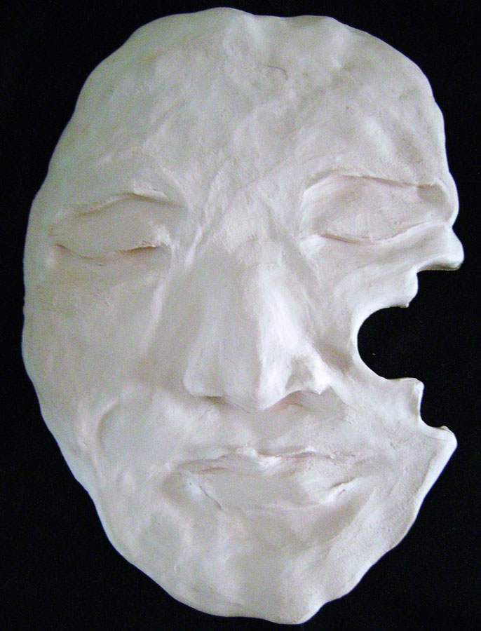 Sculpted mask