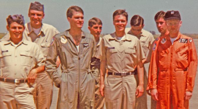Photo of eight men