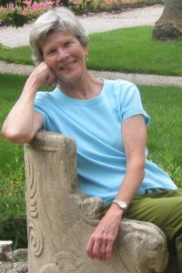Poet Mary McCue