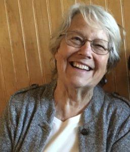 Poet Linda Verdery