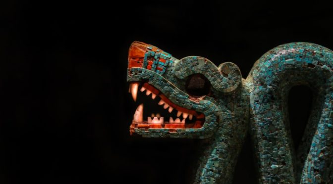 Photo of jade dragon