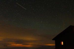 Photo of stars in sky
